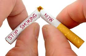 Stop Smoking to stay fit