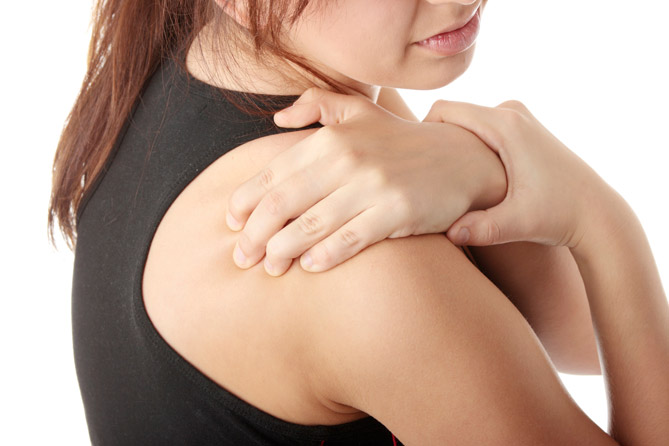 Best home remedies for shoulder pain