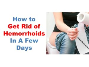 get rid of piles