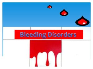 bleeding-disorders